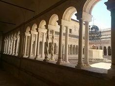 Abbaye de  Sassovivo.  Ombrie