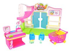 The Shopkins™ Small Mart (56008)