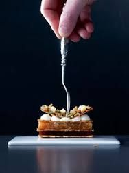 Image result for graphic thought facility + food