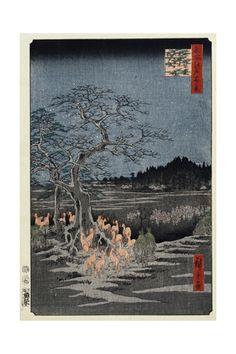 Ando Hiroshige, Posters and Prints at Art.com