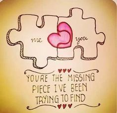 Make your own puzzle - for him. ❤️
