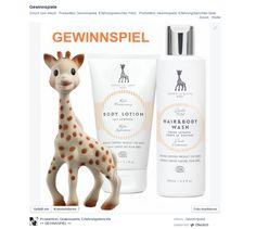 Gewinnt 3 vegane Naturkosmetik-Produktsets von Sophie la girafe! Auf Shadownlightkönnt ihr noch bis 14. Oktober 2015, 15 Uhr, drei...