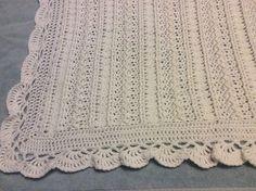 Ravelry: Project Gallery for Mayflower Baby Blanket pattern by Tammy Hildebrand