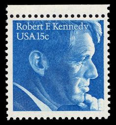 Robert  Kennedy  usa 15c