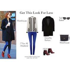 Get Emma's Look For Less   swap. shop. sell. save. www.raidmyrunway.com