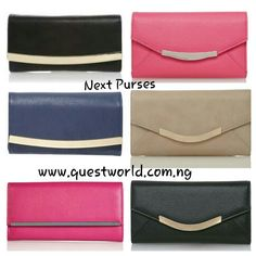 #NewYear #NewStyle #Newwardrobe #purse #gift www.questworld.com.ng Delivery from 24hrs!