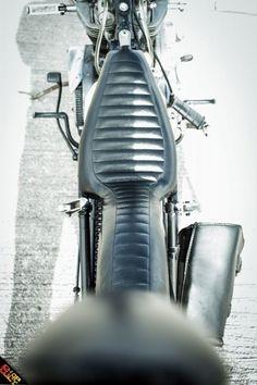 What We Ride : Ken Carvajal's 65 Triumph TR6
