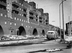 1000 images about aldo rossi gallaratese on pinterest