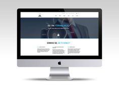 Strona internetowa Mastercoach. #webdesign #website #userinterface #minimalism #layout #www #stronywww #stronyinternetowe
