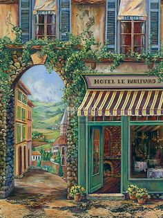 Hotel Le Boulevard (Ginger Cook)
