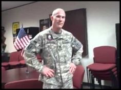 ▶ U.S. Soldier Surprises His Two Daughters at Their High School - YouTube