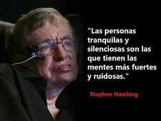 10+Frases+De+Stephen+Hawking+Para+Compartir Stephen Curry Quotes, Stephen Hawking Quotes, True Quotes, Great Quotes, Motivational Phrases, Inspirational Quotes, Seek First To Understand, Science Quotes, Stephen Covey