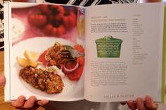 zucchini- och halloumibiffar