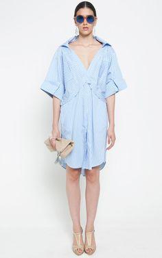 Santa Lucia Short Dress by Johanna Ortiz for Preorder on Moda Operandi