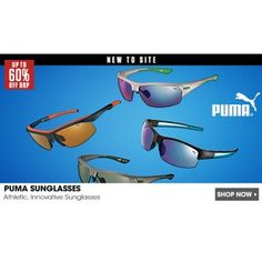 Up to 60% OFF Sale on PUMA Sunglasses @ NZ Sale - Bargain Bro