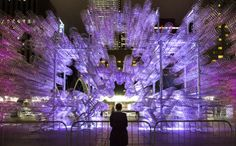 Ai Weiwei's3.144 Bicycles On Toronto's Nathan Phillips Square