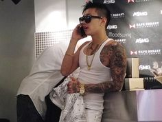 that's Jay Park — fyjaybum: 140705 - Cafe Dudart Grand Opening ©. Jay Park, Park Jaebeom, Jaebum, Handsome Asian Men, Rapper, My Baby Daddy, Kpop Guys, Hip Hop Artists, Worldwide Handsome
