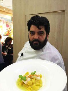 Scampi, Italian Cooking, Tortellini, Polenta, Gnocchi, I Foods, Pesto, Food Photography, Food And Drink