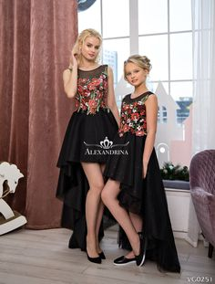 Mom And Baby Outfits, Girly Girl Outfits, Mother Daughter Matching Outfits, Mother Daughter Fashion, Dresses Kids Girl, Flower Girl Dresses, Moda Kids, Young Girl Fashion, Tall Women