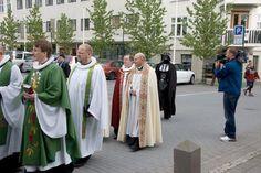Darth Vader es católico