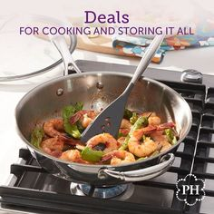 #Cook, #store, #serve and #celebrate! Save up to 41% with deals on #cookware, #containers and #serveware that make every meal special. Ends October 26th, 2021!