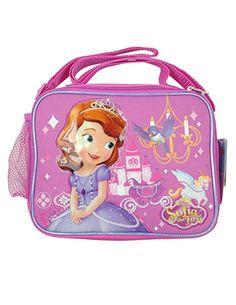1aca010e43e3 Disney Sofia the First Princess Soft Lunch Kit Review Disney Junior