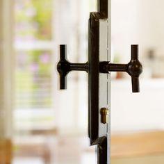 kleine deurklink staal - Google zoeken