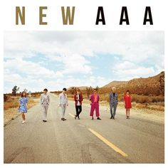 AAAA - NEW (SINGLE+DVD) (Japan Version) North America, Japanese, News, Music, Movie Posters, Pop, Image, Musik, Popular