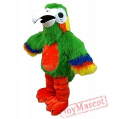 89d74430f Cute Parrot Mascot Costume. Parrot CostumeMascot CostumesCosplay  CostumesMascot DesignCartoon CharactersParrotsHedgehogDinosaur Stuffed  AnimalLion
