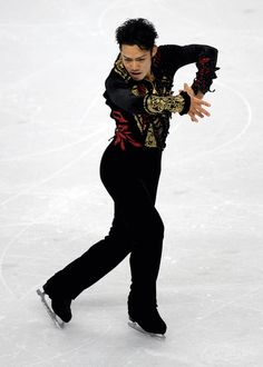 Daisuke Takahashi, WC 2010.