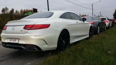 S Coupe AMG