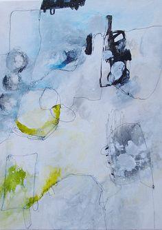 By Sandrine Merrien  Acrylique on canvas