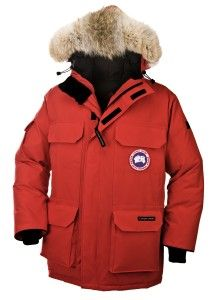 Canada Goose Expedition Parka!