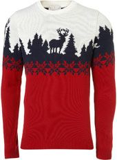 For mens fashion check out the latest ranges at Topman online and buy today. Topman - The only destination for the best in mens fashion Christmas Jumpers, Christmas Sweaters, Winter Sweaters, Christmas Time, Ugly Sweater, Men Sweater, Holiday Sweater, Reindeer Sweater, Pulls
