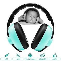 Dedicated Adjustable Baby Earmuffs Hearing Protection Safety Earmuffs Noise Reduction Ear Protector For Child Baby 6 Colors Ear Protector