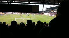 Port Vale FC in Stoke-on-Trent, Stoke-on-Trent