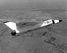 Avro Arrow (CF-105), an advanced, supersonic, twin-engined, all-weather interceptor jet aircraft developed by A.V. Roe of Canada from 1949 until the government's controversial cancellation of the project in 1959.