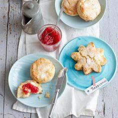 Rezept: Classic Cream Biscuits