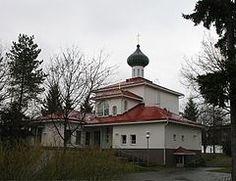 Kristuksen taivaaseen astumisen kirkko Vantaan Tikkurilassa.