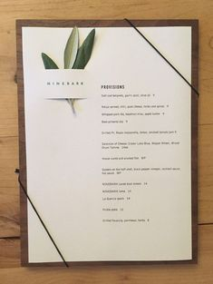 ideas for design menu elegant Menu Restaurant, Bar Menu, Bar Restaurant Design, Restaurant Identity, Restaurant Marketing, Food Design, Web Design, Graphic Design, Design Ideas