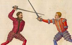 Renaissance Fencing Enthusiasts Workshops