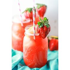 20 Essential Homemade Lemonade Recipes ❤ liked on Polyvore featuring food