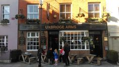 Uxbridge Arms | My Pub Odyssey - A Pub Blog