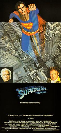 Superman The Movie (international) (1978)