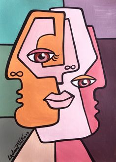 What is Your Painting Style? How do you find your own painting style? What is your painting style? Kunst Picasso, Picasso Art, Picasso Paintings, Picasso Portraits, Picasso Prints, Small Canvas Art, Mini Canvas Art, Abstract Face Art, Painting Abstract