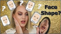 HOW TO FIGURE OUT YOUR FACE SHAPE || Jenessa Sheffield  #Jenessasheffield #roundface #squareface #faceshape #faceshapeguide