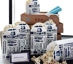 Festa Star Wars   Macetes de Mãe