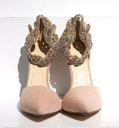 175b716cfba4 Aminah Abdul Jillil is a hot new fashion designer with her first spring  summer collection of women s shoes