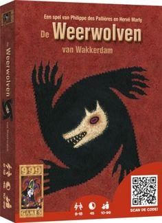 Weerwolven - Kaartspel, €12,99