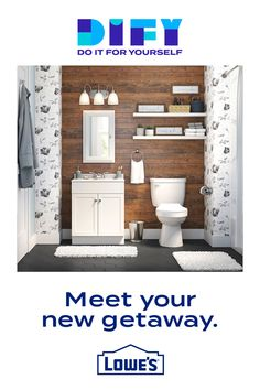 Let's make the bathroom of your dreams a reality.